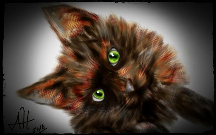 """"""" Cute Face"""" - Ashley Hawkins"""