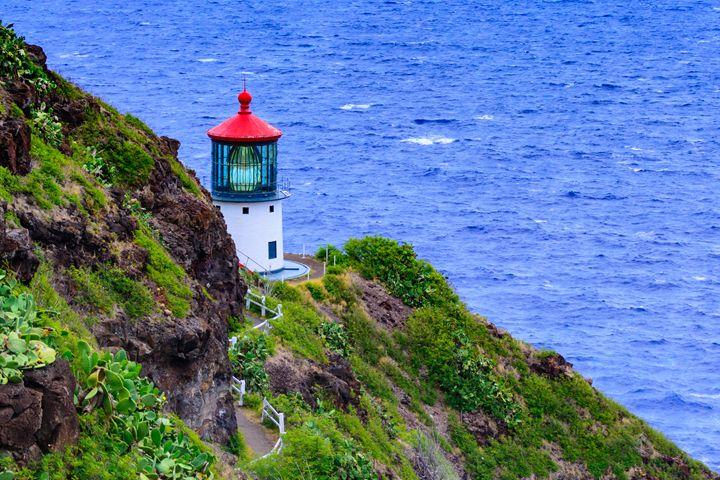 Makapu'u Point Lighthouse - Jarrett Art