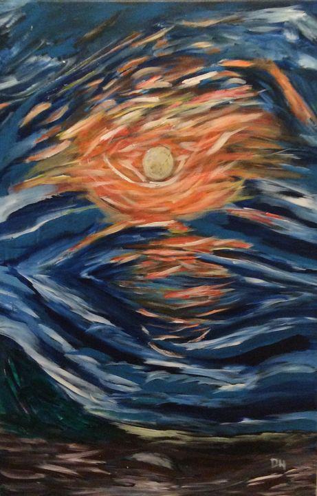 Sun on Fire - DocH
