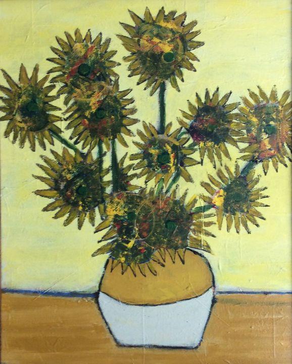 Sun Flowers - DocH