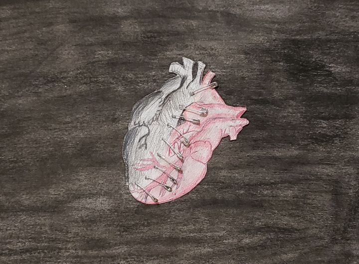 Fixed heart - AB