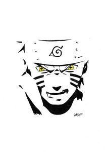 Naruto Print