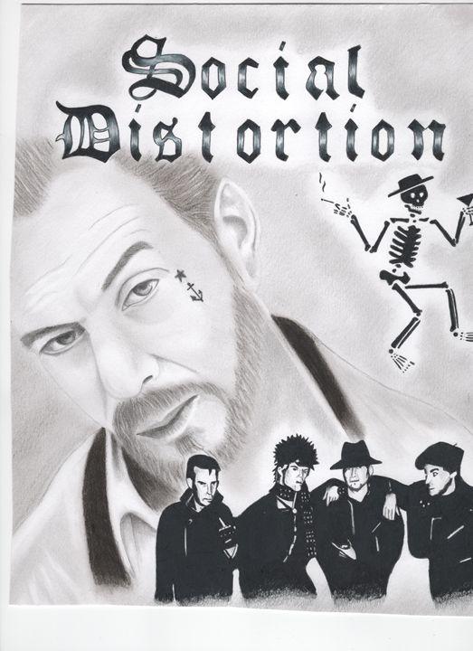 Social Distortion - Randy Smith