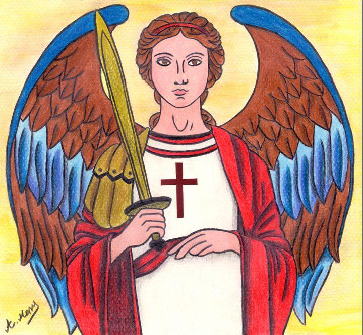 St.Michael - Artist Mony