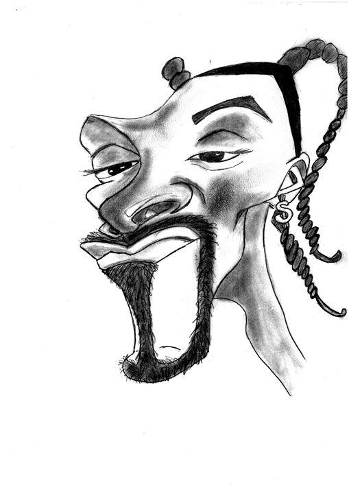 Snoop Dogg - nelart