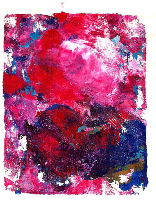 Red Swirl - Chris King