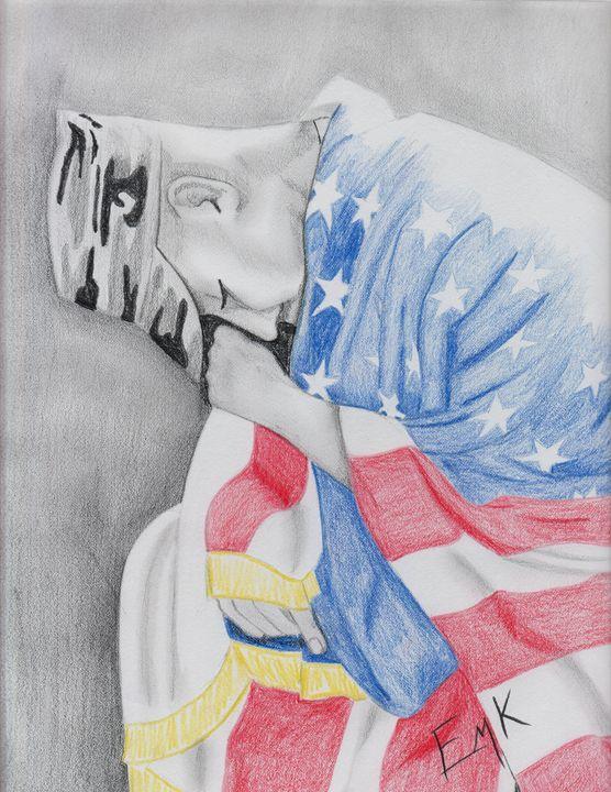 Solidarity - EdieMarie's Art