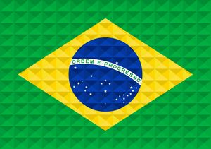Bandeira Brasil | Brazilian Flag