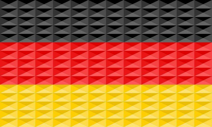 Germany Flag - Dan Duarte