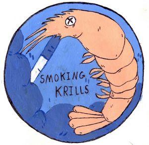 Smoking krills