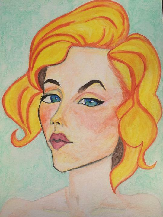 Girl Power - Beth Hughes