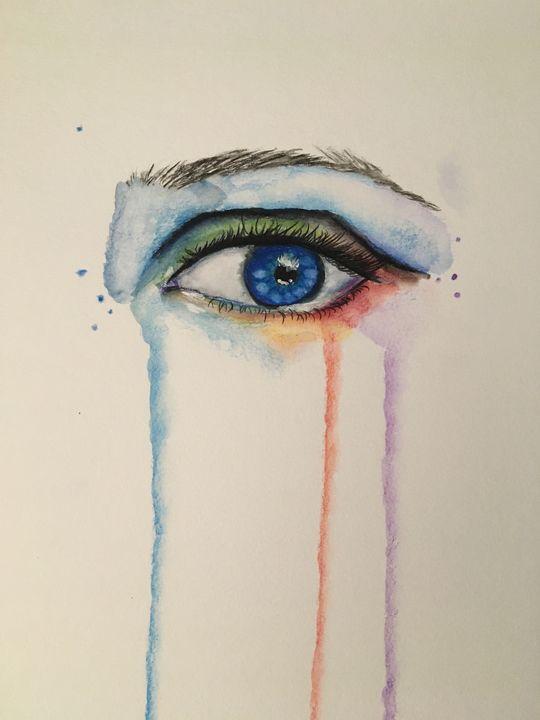 Rainbow Tears - Beth Hughes