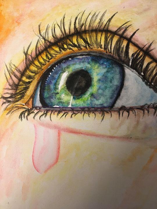 Eye of the beholder - Beth Hughes