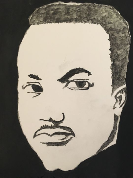 Martin Luther King - Beth Hughes