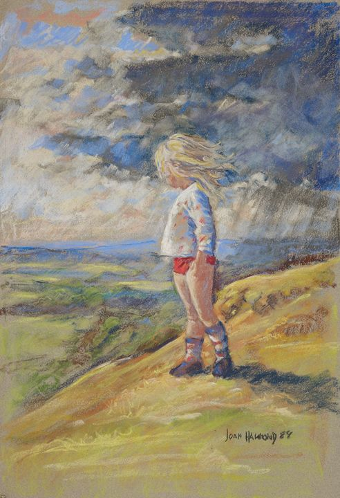 Watching the Storm - Joan Hammond