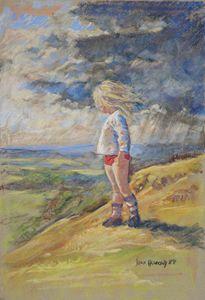 Watching the Storm - Joan Hammond