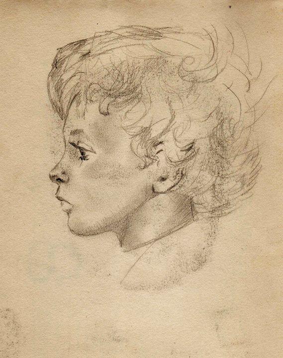Head of Child - Joan Hammond