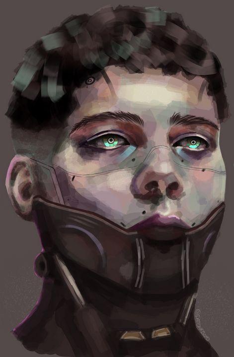 Cyborg Realism - DatOneBoyo