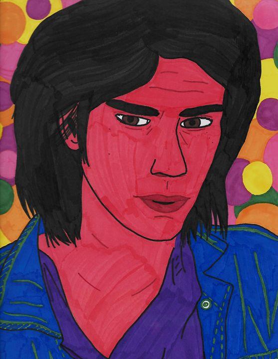 Nick - Desert Drawings