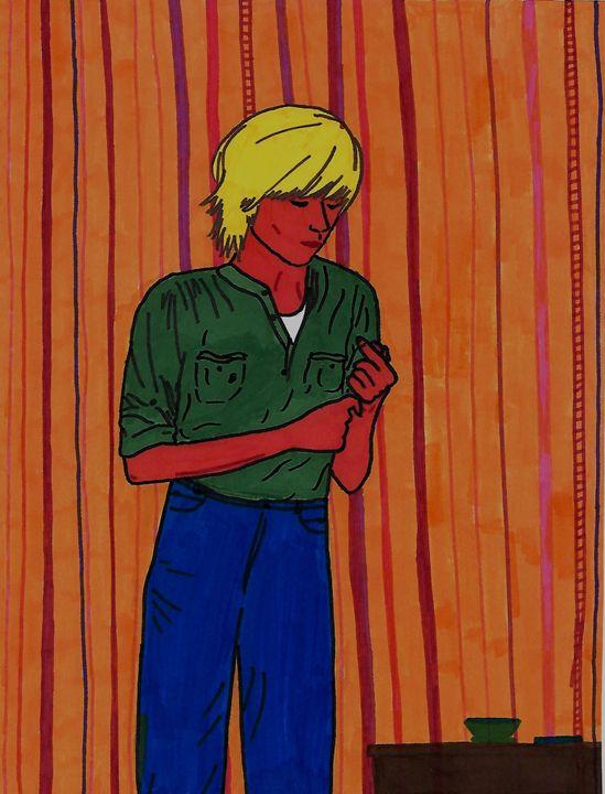 Kurt - Desert Drawings