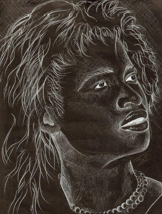 Caribbean Woman - Franz Kennedy
