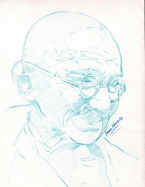 GHANDI - Franz Kennedy