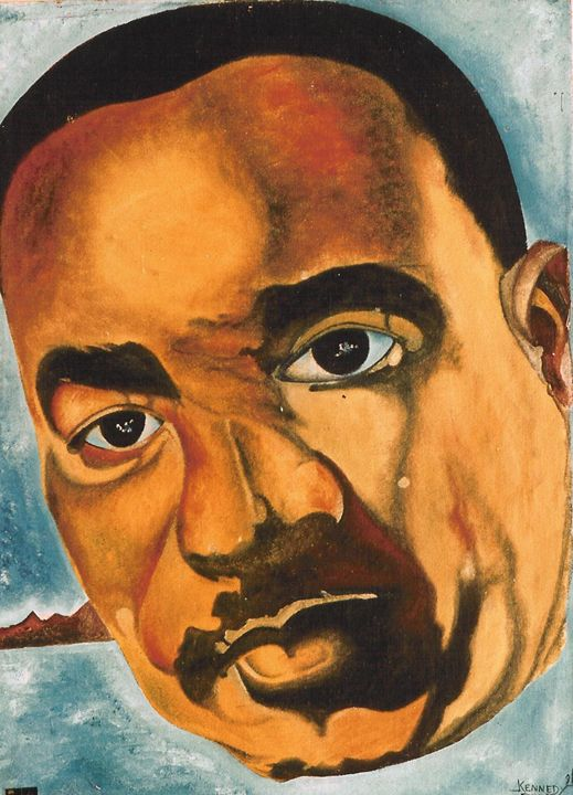 Martin Luther King - Franz Kennedy
