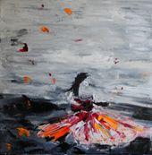 Laura Saune Oil Paintings
