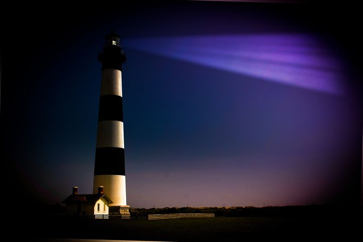 Bodie Island Lighthouse - Peaceful Prints & Wall Murals