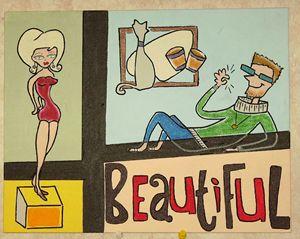 "beautiful - The Art of ""LEN"""