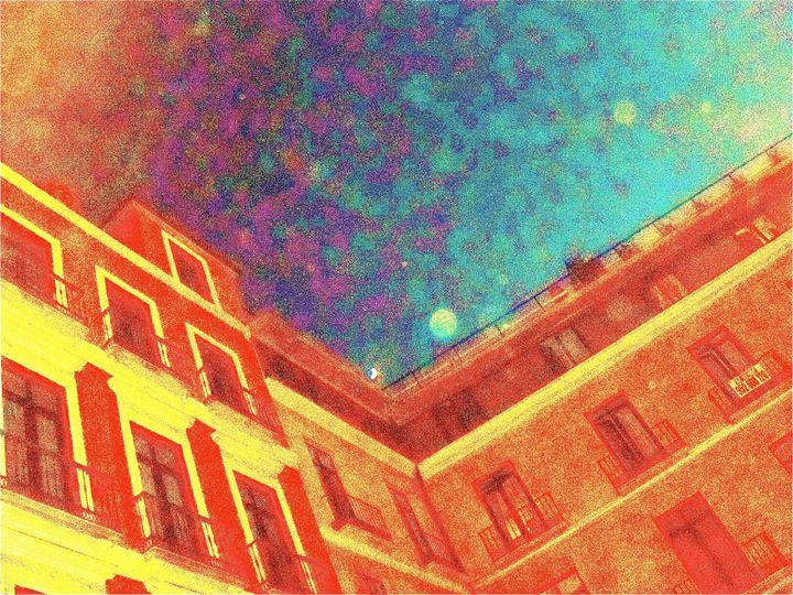 Moon in Spain - webberbydesign