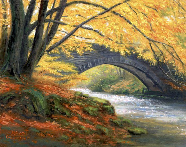 Serenity - Asa Gochenour Fine Art