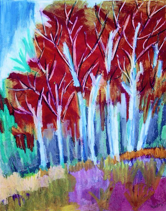 Vivid Autumn - HastyWords