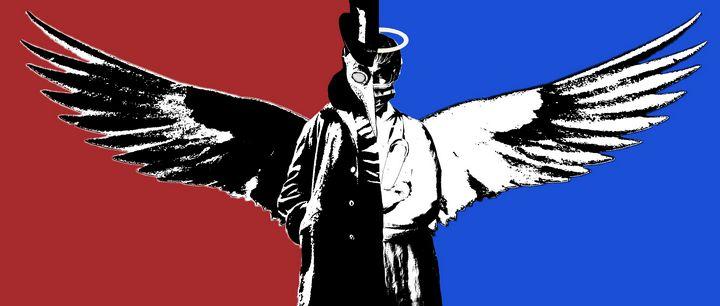 Doctor: Demon or Angel? - 417 Studios - Visual Art & Design by Kyle Keillor