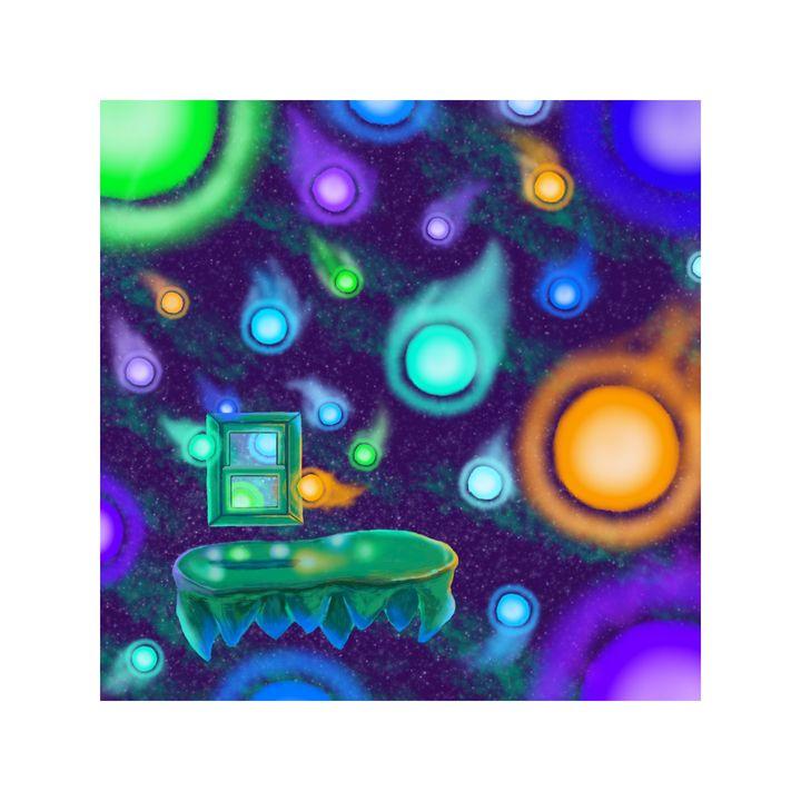 Dream Window - 417 Studios - Visual Art & Design by Kyle Keillor