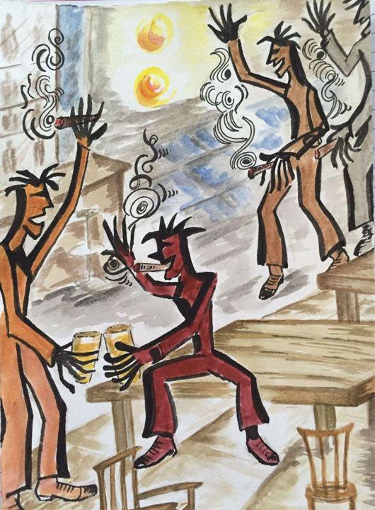 THE DELUSION PART- II Sunil Amoli - The Master's Stroke