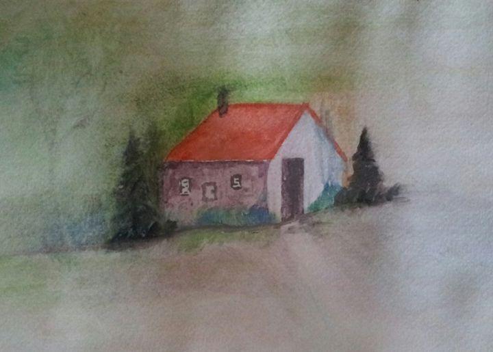 A hut - SUHANYA