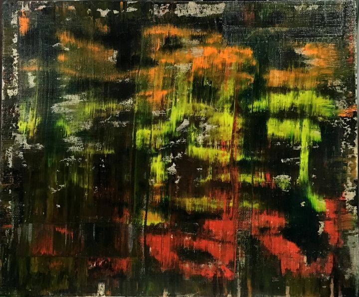 Abstraction 32 - Yury Korolkov