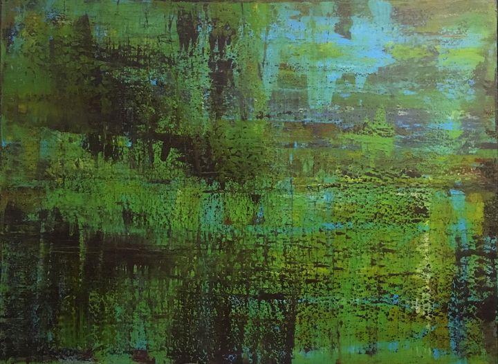 Abstraction 7 - Yury Korolkov