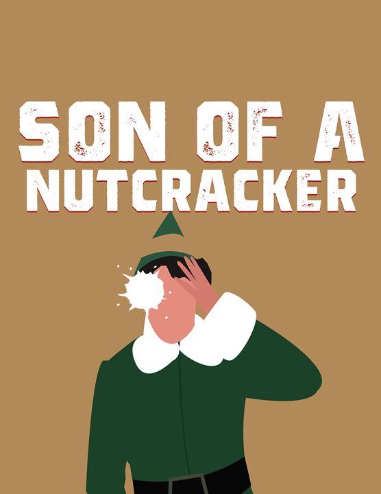 Elf - Son of a Nutcracker - The Dillon's Digital Artwork