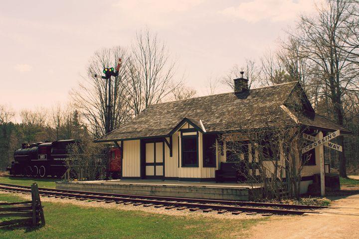 Anne Shirley's Train Station - Vanessa Zachry