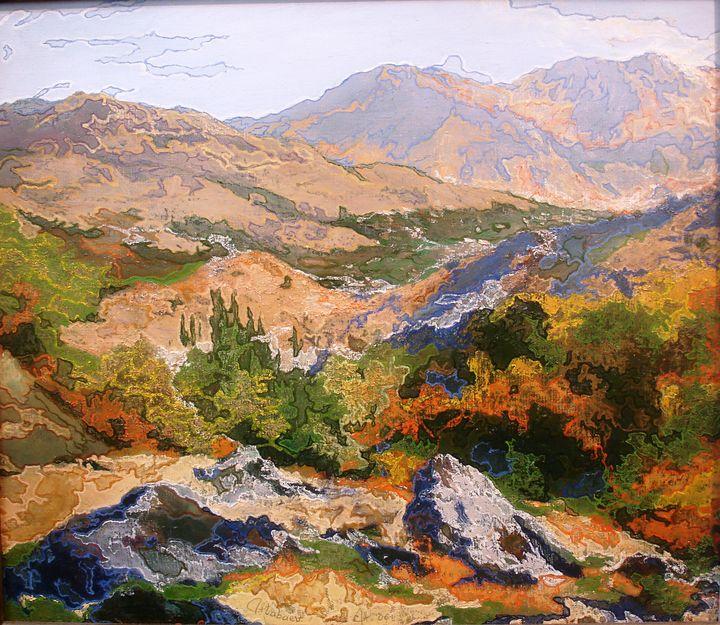 Autumn in Charvak - Azamat Ataboev