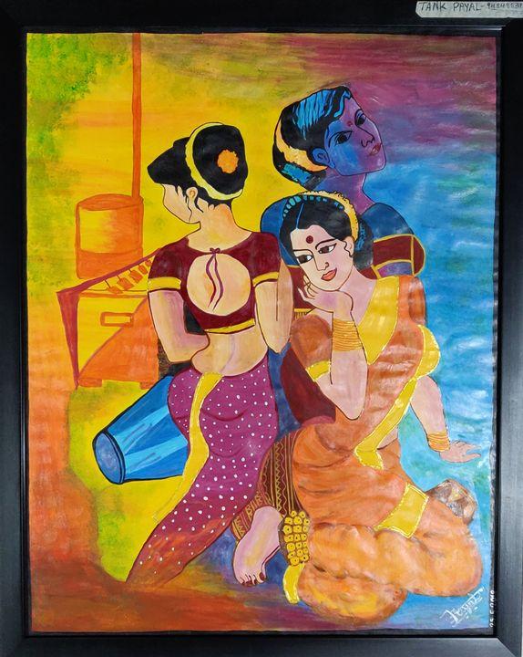 Devotee of Dance - Payal