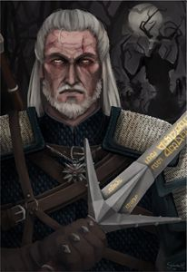 The Witcher - White Wolf - Gaming