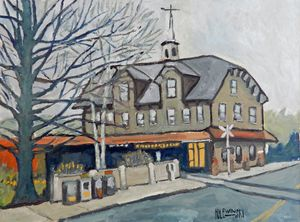 Lambertville Station - Holewinski
