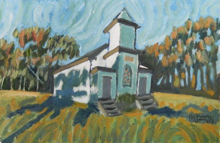 Civil Rights Church - Holewinski
