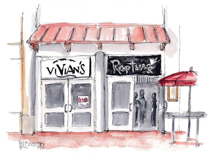 Vivian's Rapture - Holewinski