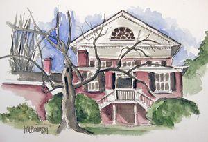 UVA Garden House - Holewinski