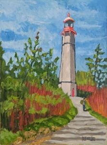 Gibraltar Point Lighthouse - Holewinski