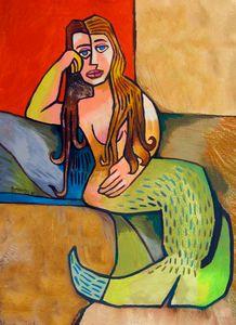 The Little Mermaid   [SOLD] - Holewinski